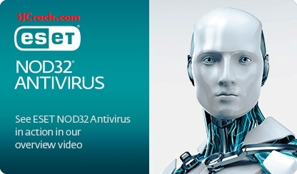 ESET nod32 AntiVirus 11.0.159.9 Crack + License Key 2018 [Latest]