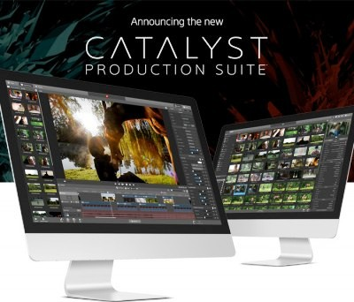 Sony Catalyst Production Suite 2017 + Crack Free Download