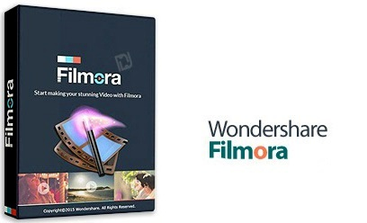 Wondershare Filmora 8.7.2.3 Crack + Registration Code 2018
