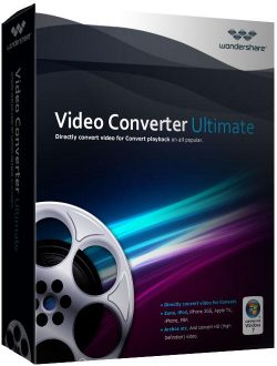 Wondershare Video Converter Ultimate 10.3.0 Crack + Serial Key 2018