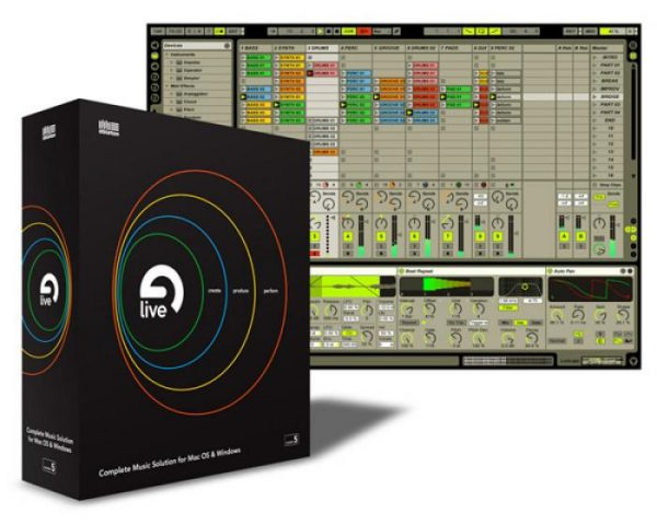 Ableton Live 9.7.5 CRACK Suite With Serial Key FREE Download
