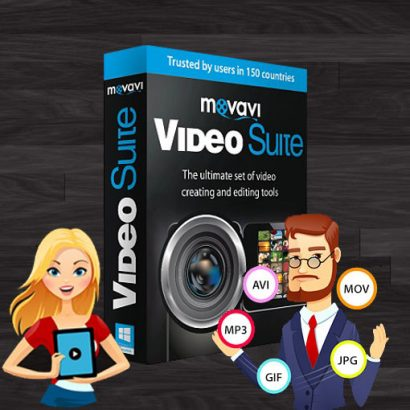 Movavi Video Suite 17.0.2 Crack + Activation Key Free Download