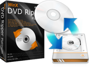 WinX DVD Ripper Platinum 8.6.0 Crack With Keygen [Latest]