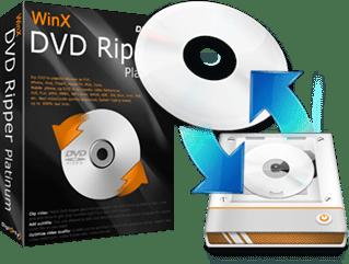 WinX DVD Ripper Platinum 8.20.3 Crack With Keygen Free Download
