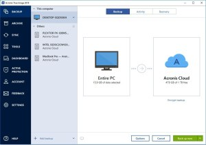 Acronis True Image 2019 Crack With Serial Key Free Download