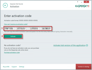 Kaspersky Total Security 2018 Crack Lifetime Activation Code