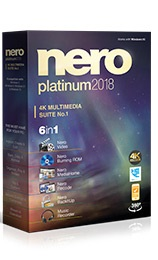 Nero 2018 Platinum Crack & Serial Key Download [Latest]
