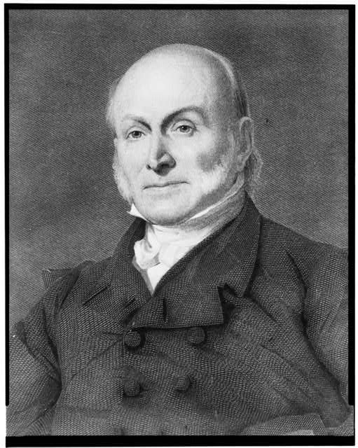 "John Quincy Adams thought Christmas and American Independence were ""indissolubly linked."""