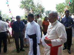 We Thank our Parish Priest Fr. Sanjeewa for leading our dream Project towards its completion and the building committee for their continous support.
