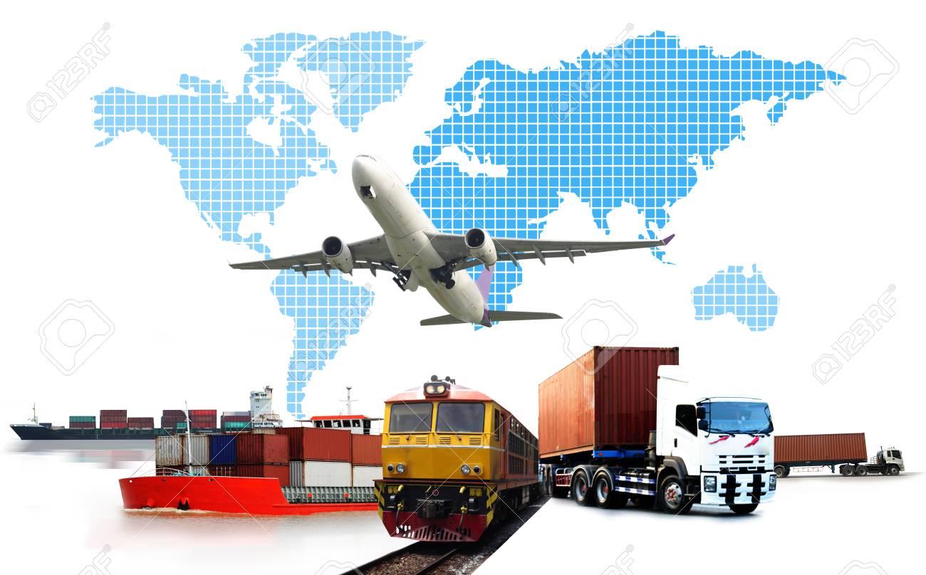 Integrated Logistics Development Plan of Govt of India