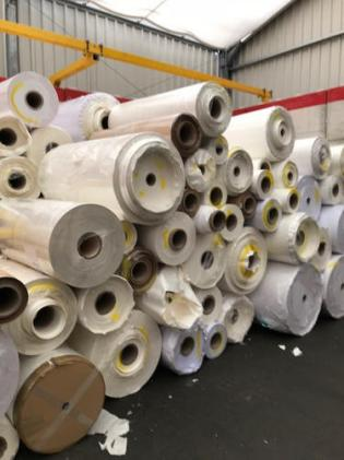 Coated Paper Stock Lot