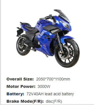 Upcoming Bike
