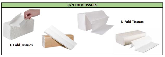 CN Fold Tissues