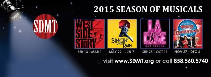 SDMT 2015 Season of Musicals