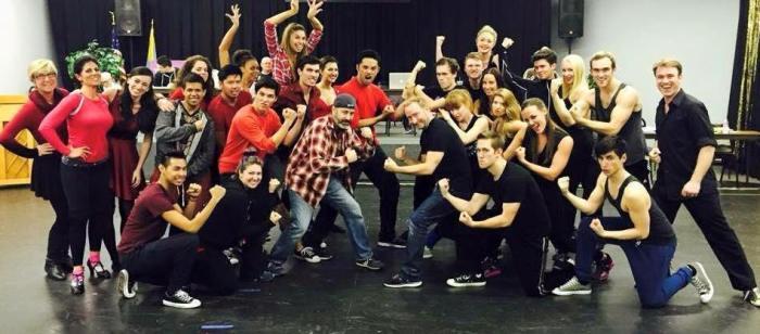 SDMT West Side Story Cast, Director & Choreographer