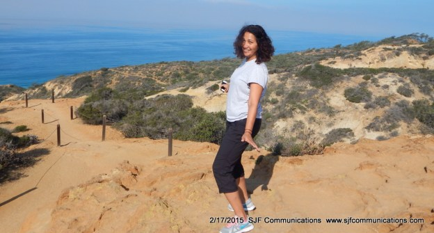 Ninon at Torrey PInes State Reserve