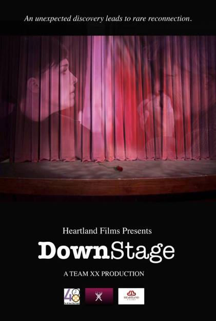 """Team XX Poster for """"Down Stage"""""""