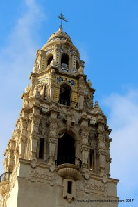 California Tower, Museum of Man, Architecture at Balboa Park, Photos by SJF Communications