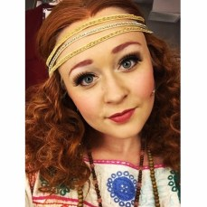 Devon Hadsell as Tribe Member in 'Hair' at CSU Fullerton
