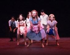 Devon Hadsell as Understudy/Ensemble in 'Marilyn : A New Musical' at CSU Fullerton