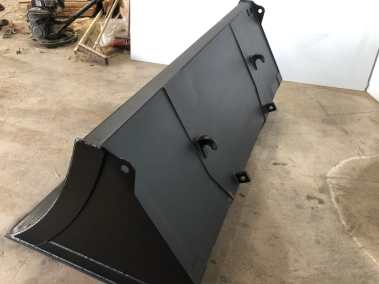 High volume maxi tractor loader bucket (9)