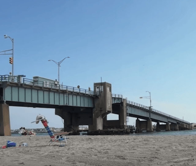 Bridge Connecting Avalon And Sea Isle City Is Closed Indefinitely