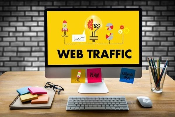 how to generate website traffic