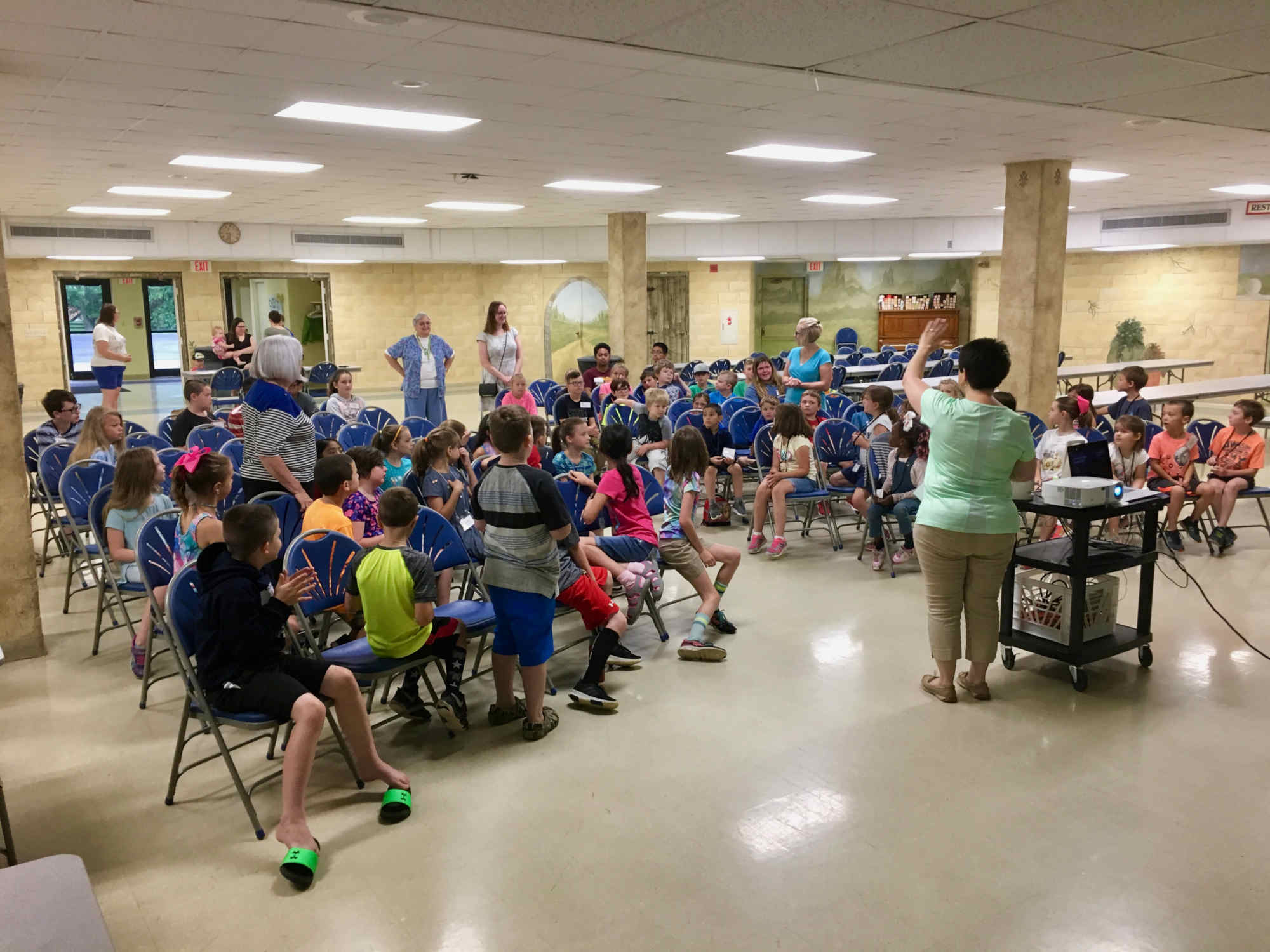 Formed In Faith Summer Religious Education Is Complete