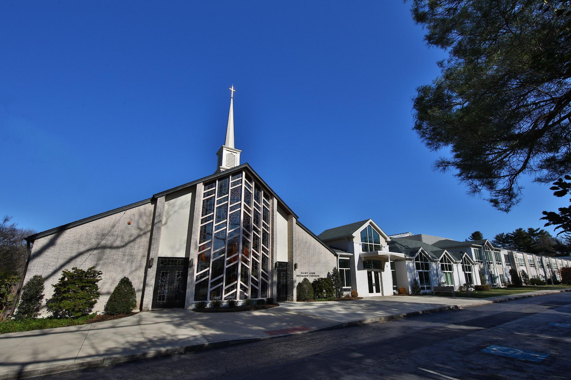 St John Neumann Parish Bryn Mawr Pa