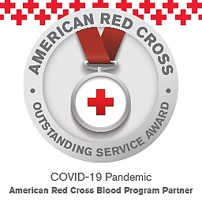 Red Cross Certificate of Outstanding Service
