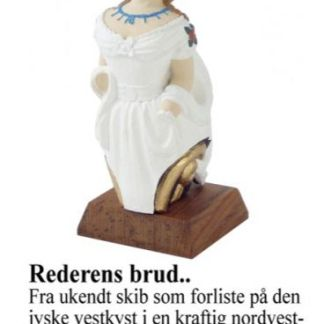 Redarens brud, gallionsfigur
