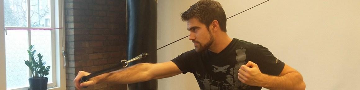 Sjoerd Bos Personal Training Fitness