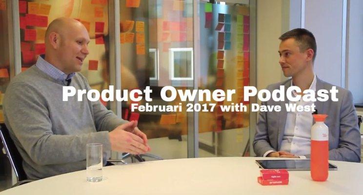 Dave West interviewed by Sjoerd Kranendonk at Prowareness Studio, Delft