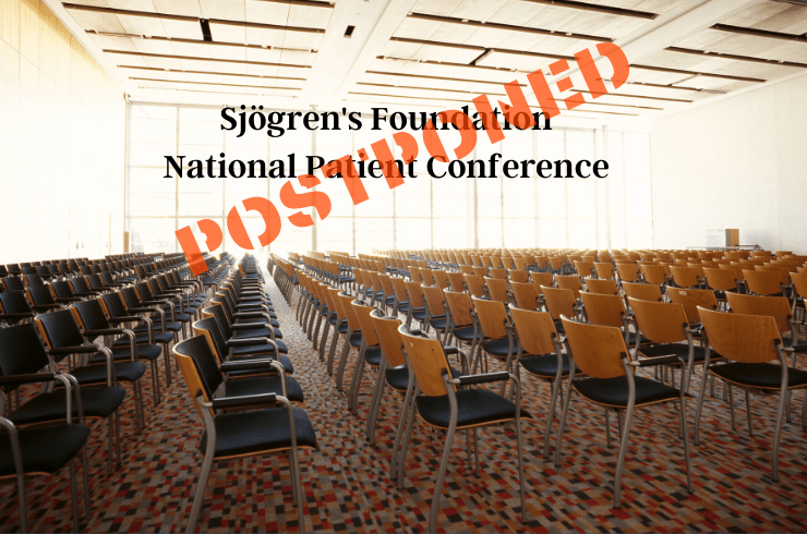 The Sjogren's Foundation Supports Social Distancing