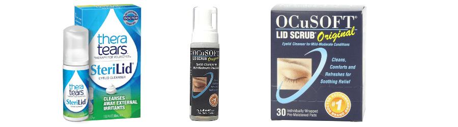 Eyelid cleansers for Dry Eyes_ Sjogrenslife.com