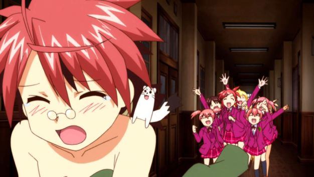 Snapshot: Mahou Sensei Negima! Final do Anime (2011) - nu