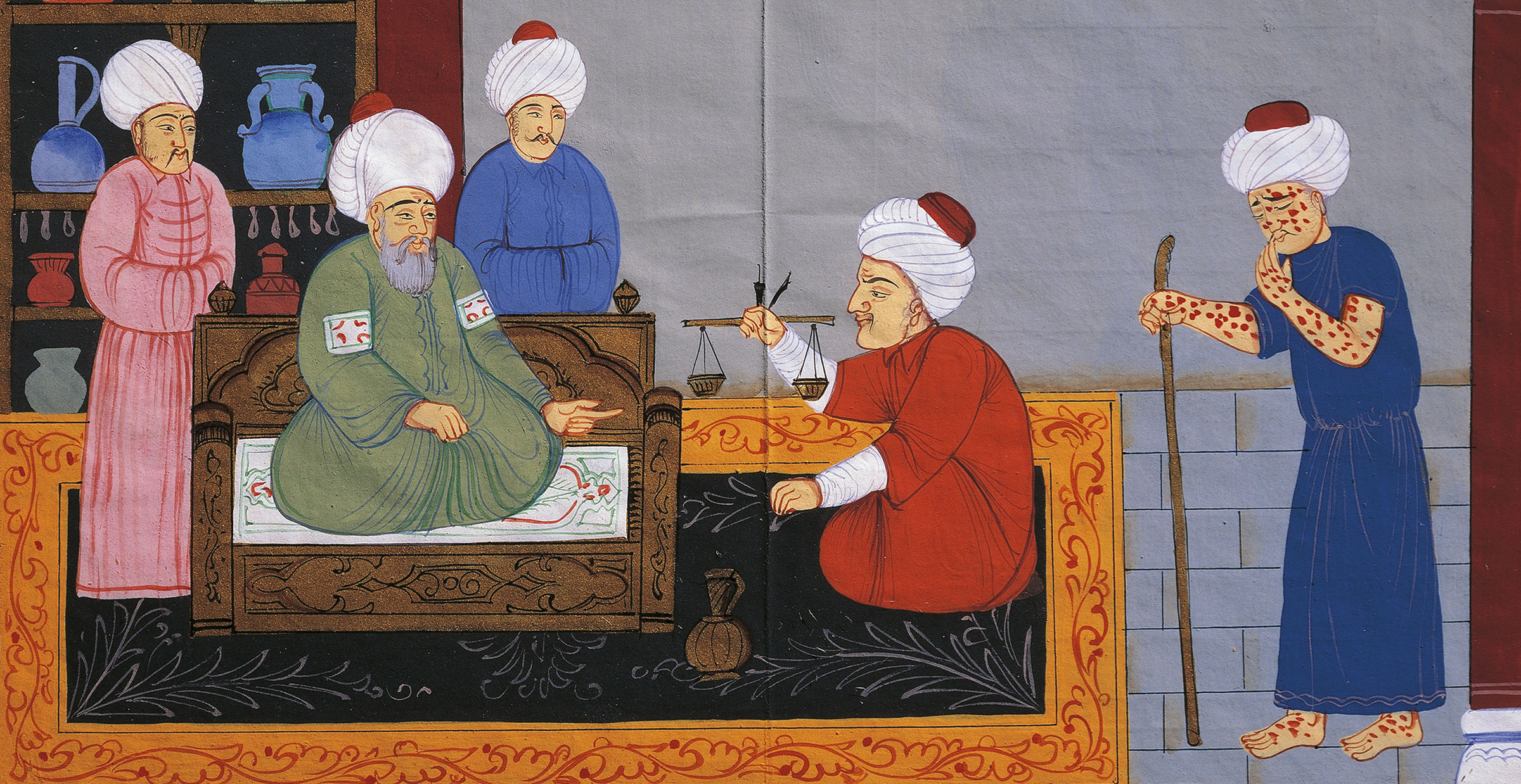 The Islamic Roots Of Modern Pharmacy