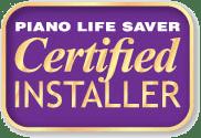 Certified Installer