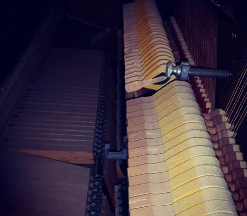 Differences between spinet and other upright pianos
