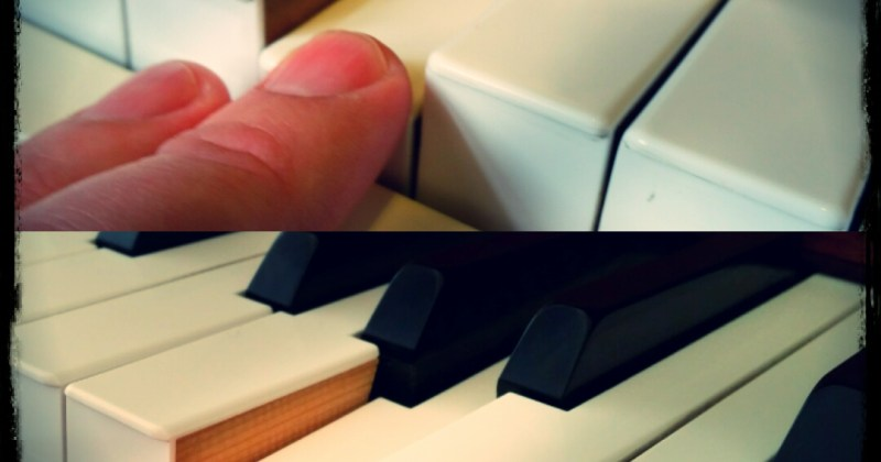 Key Dip: All pianists notice it, few think about it