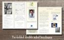 Tri-folded Brochures