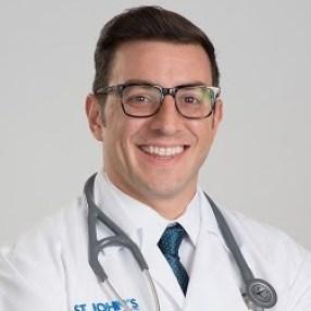 portrait of Doctor Paul Sasso