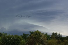 Stormy Sky in Echuca
