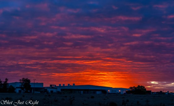 Sunset 30/05/15