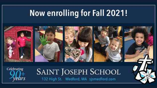 Now Enrolling for Fall 2021