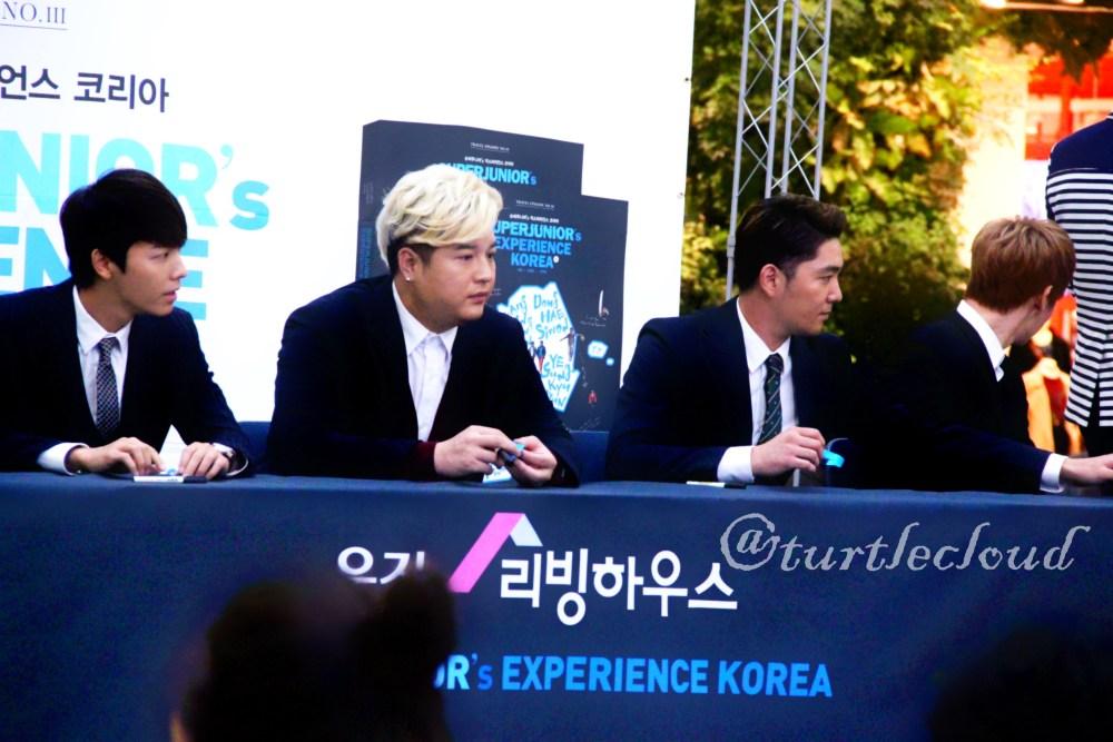 [130911/6P, FANACCOUNT] 슈퍼주니어 팬싸인회 (Experience Korea Fansign)  (4/6)