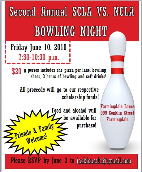 2016 Bowling Night (2)