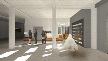 nieuwe expositie ruimte