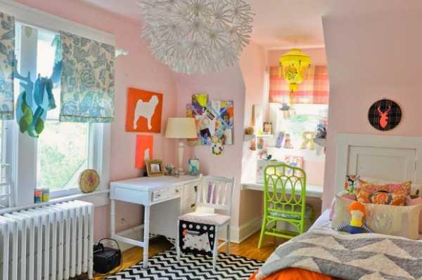 Комнаты для девочек фото 9 лет – Дизайн детской комнаты ...