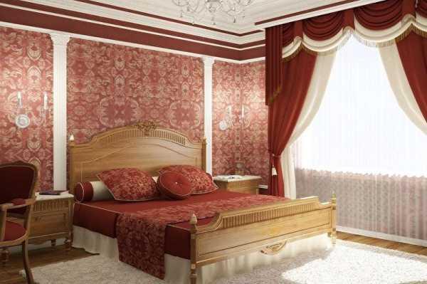 Обои в спальню в светлых тонах фото – Обои для спальни ...
